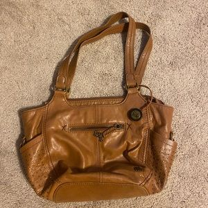 the Sak leather purse NWOT